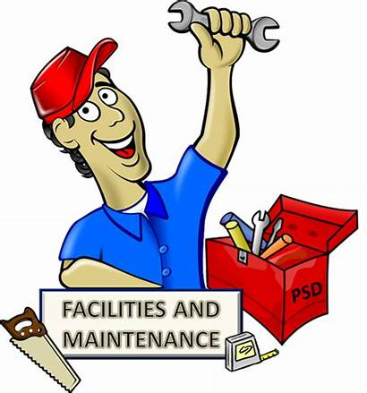 Maintenance Facilities Staff Custodial Responsibility Overall Contacts