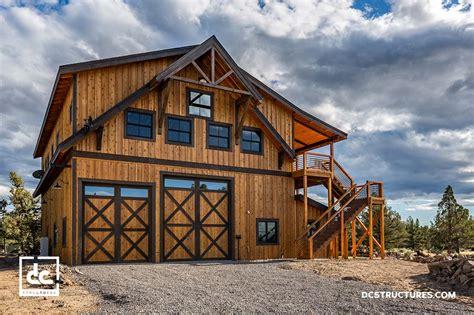 barn house kits barn home kits dc structures