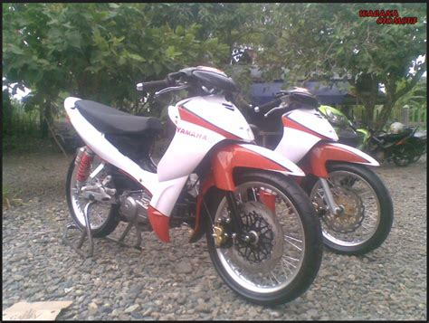 Modif Jupiter Road Race by Gambar Modifikasi Motor Yamaha Jupiter Z Road Race Tercepat