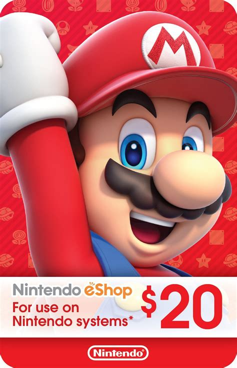 Maybe you would like to learn more about one of these? $20 Nintendo eShop Gift Card Digital Code   Amazon