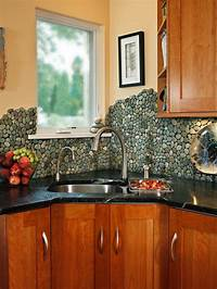 backsplash for kitchen 30 Trendiest Kitchen Backsplash Materials | HGTV