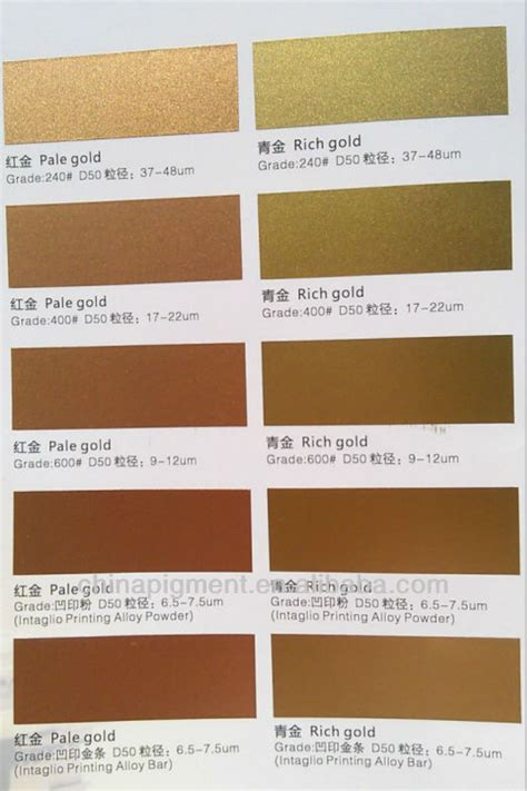 Wandfarbe Kupfer Metallic Metallic Glimmer Schimmer