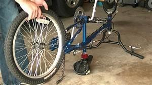 How To Change A Bike Tire Tube Fix A Flat Bike Tire