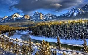 Winter Nature Wallpaper Widescreen HQ 27859 #11363 ...