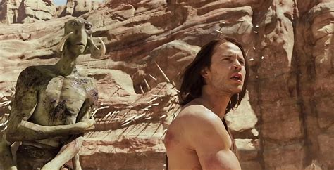 cast of john carter from mars international john carter movie trailer filmofilia