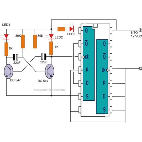 Understanding IC 4013 Pin-Outs and Specifications ...