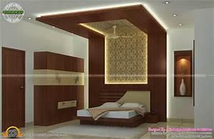 Interior : Bed room, living room, dining, kitchen