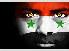 Syria Flag Wallpaper Hd