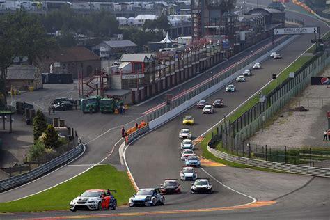 spa francorchamps  host  lap tcr race speedcafe