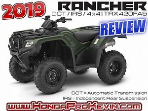 Honda Rancher Starter Removal