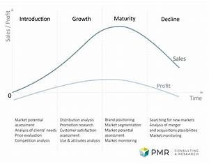 Consumer research on each stage of product's life-cycle | PMR