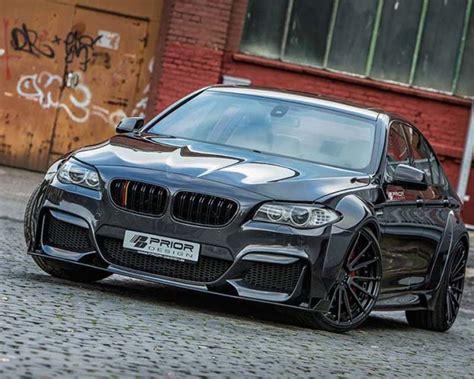prior designs pd55x front bumper bmw m5 f10 12 16