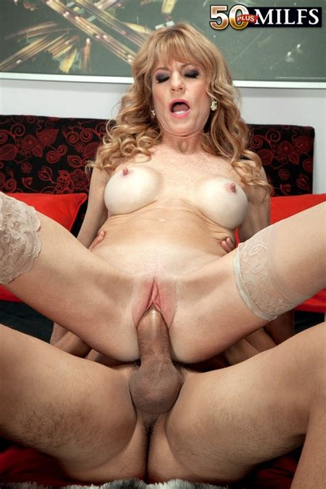 50 Plus MILFs - It's creampie day for Denise - Denise Day and Juan Largo (52 Photos)