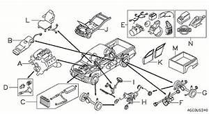 2013 Nissan Frontier Crew Cab Oem Parts