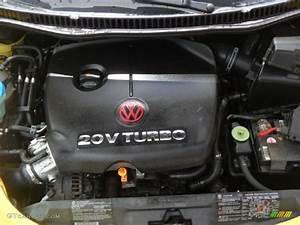2003 Volkswagen New Beetle Glx 1 8t Coupe Engine Photos