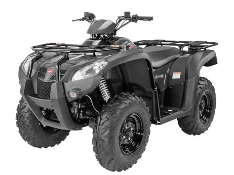 kymco mxu 500 ride tested the utility player atv illustrated