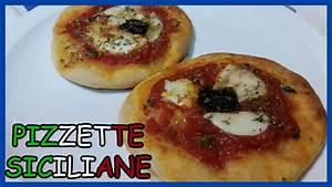 Pizzette della Tavola Calda Siciliana Le Ricette di Z Doovi