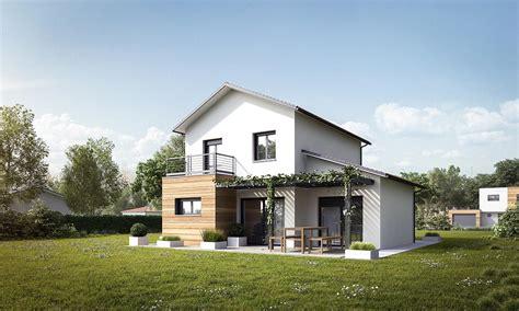 maison contemporaine 224 233 tage 224 conception bioclimatique constructeur de maisons agen
