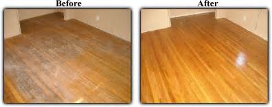 before and after hardwood floor refinishing saving boards and by turning them