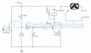 Smart Exhaust Fan Circuit