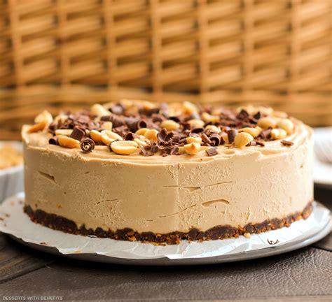 low sugar vegan desserts desserts with benefits healthy chocolate peanut butter cheesecake no bake low sugar high