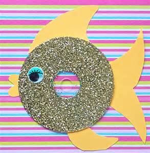 Fish Recycled CDs