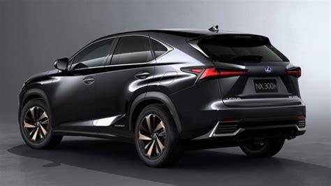 2019 Lexus Nx by 2019 Lexus Nx Preview Release Date