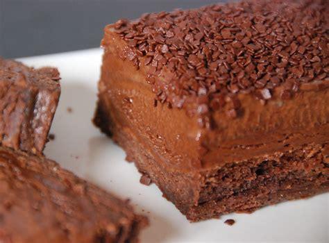 recette cuisine gateau chocolat gâteau mousse chocolat cru cuit cuisine plurielle