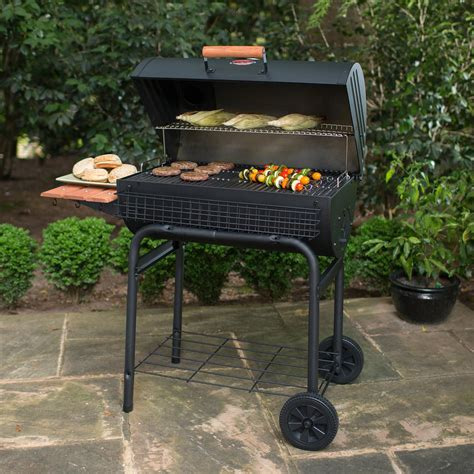 Amazoncom Chargriller 2828 Pro Deluxe Charcoal Grill