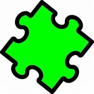 Jt Puzzle Piece 6 Clip Art at Clker.com - vector clip art ...