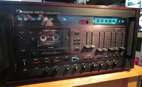 Nakamichi 1000 Cassette Deck by Nakamichi Cassette Deck Repairs