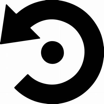 Reset Icon Svg Arrow Onlinewebfonts Icons Refresh
