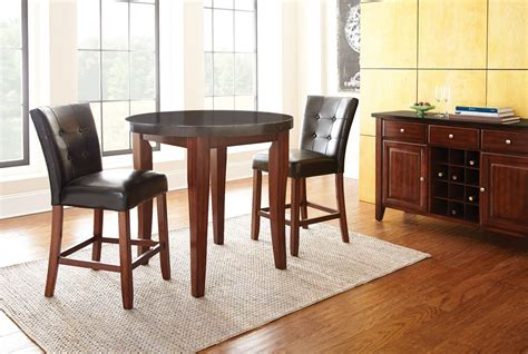 granite counter height table granite bello round counter height table from steve silver