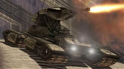 Tank Scorpion Halo Unsc Marines Covenant Ark