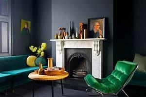 Interior design trends 2017Retro living room – HOUSE