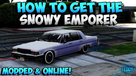 How To Get The Rare Snowy Emperor Online