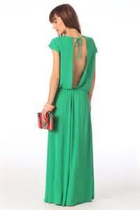 robe longue invitã mariage robes élégantes robe longue ete verte