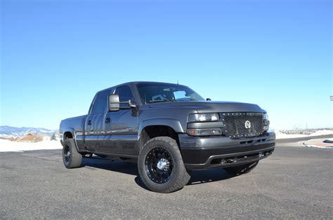 2002 Chevrolet Silverado  Extreme Power