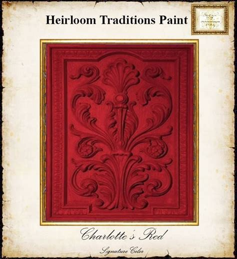 my signature color s heirloom traditions