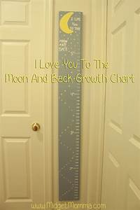 Weight Chart Do It Yourself Wooden Growth Chart