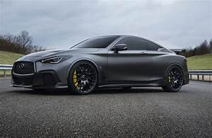 Infiniti39s Q60 Project Black S Will Wear Special Made