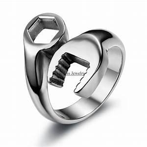 Collection Mechanic Wedding Ring