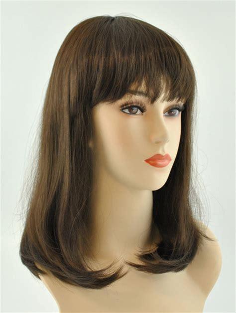 womens long bob wigs costumes wigs theater makeup