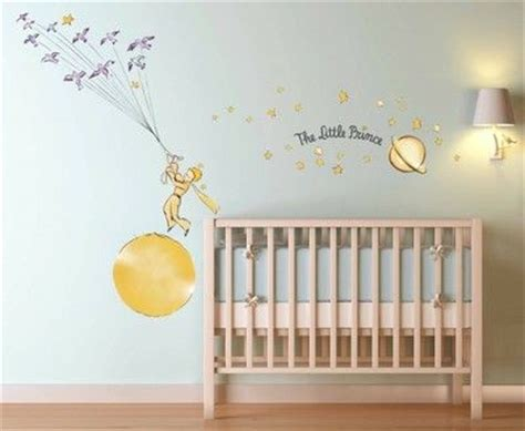 stickers muraux petit prince le petit prince wall decal sticker room ebay baby stuff nursery
