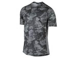 Nike Camo Running Shirt