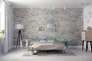 7 House Designs With Exposed Brick Walls