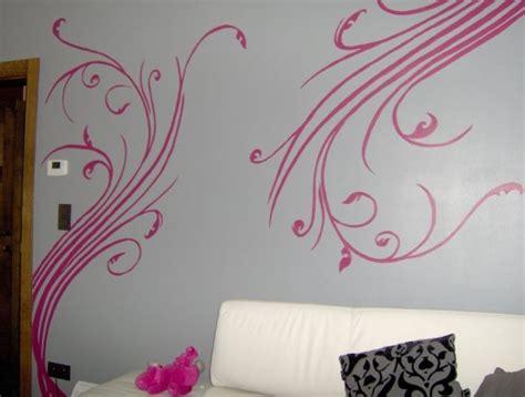 procede de decoration murale deco peinture murale homeandgarden