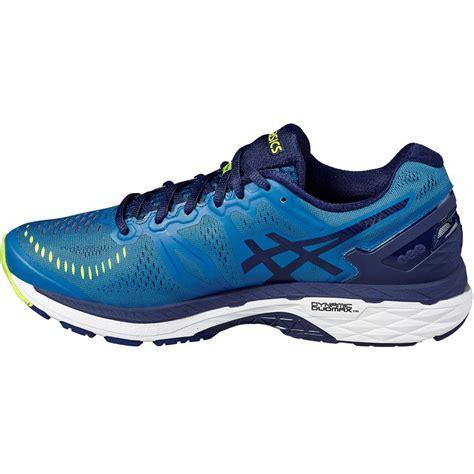 Asics Mens GEL-Kayano 23 Running Shoes - Thunder Blue ...