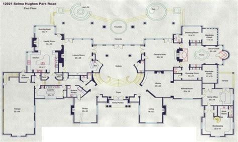 Mansion Plans by Mega Mansion Floor Plans Luxury Mansion Floor Plans