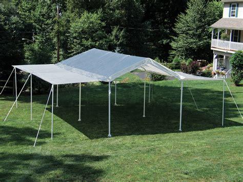 shelterlogic white extension kit     canopy     frame